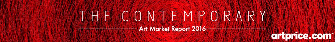 2015-2016 : synopsis – The Contemporary Art Market Report 2016