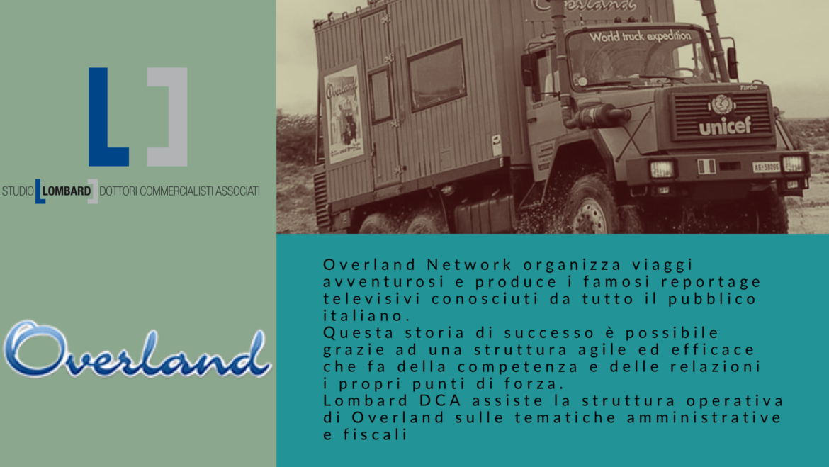 LombardDCA | Overland